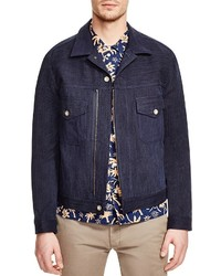 Paul Smith Red Ear Rider Denim Jacket