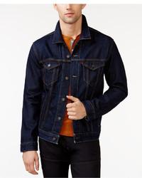 Levi's Rinse Denim Trucker Jacket