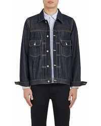 VISVIM Selvedge Denim Jacket