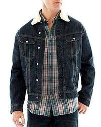 Lee Sherpa Lined Jacket