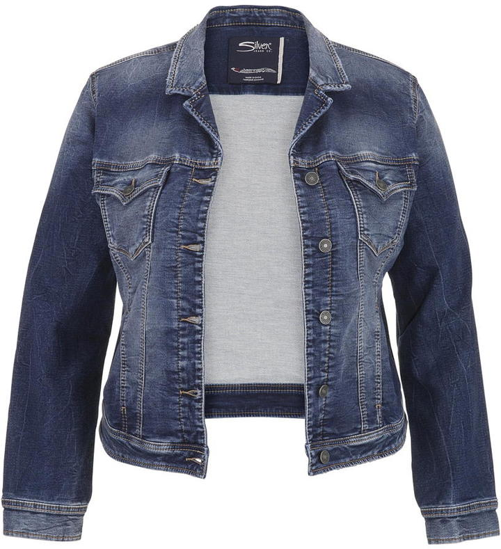 Silver Jeans Denim Jacket | Jeans To