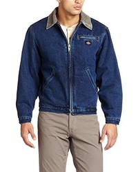 Dickies Stone Washed Denim Jacket