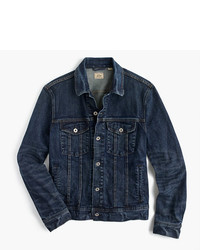 Stretch denim jacket medium 5310468