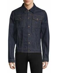 Helmut Lang Stripe Denim Jacket