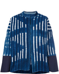 Forte Forte Striped Denim Jacket