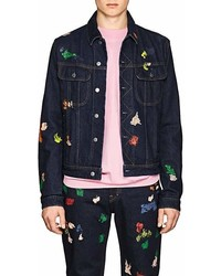 Acne Studios Tent Gum Denim Jacket