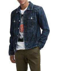 True religion dylan denim jacket medium 8647462