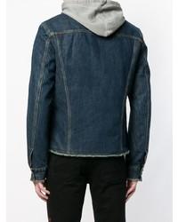 Zadig & Voltaire Zadigvoltaire Slim Fit Denim Jacket