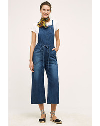 AG Jeans Ag Alyssa Denim Jumpsuit