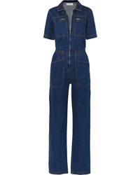 L.F.Markey Danny Denim Jumpsuit