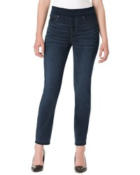Haggar Pull On Ankle Jeggings