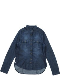 Manila Grace Denim Shirts