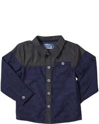 Kapital K Denim Striped Shirt Denim 4