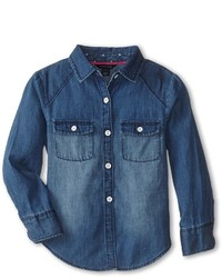 Tommy Hilfiger Kids Denim Shirt