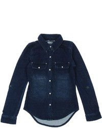 Little Pieces Denim Shirts