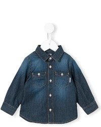 Moschino Kids Denim Shirt