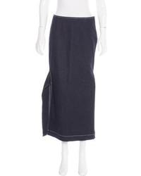 Stella McCartney Spring 2016 Midi Skirt