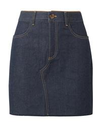 Victoria Victoria Beckham Denim Mini Skirt