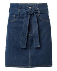 3x1 Kelly Denim Mini Skirt