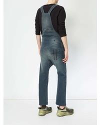 11 By Boris Bidjan Saberi Dungaree Slim Fit Jeans