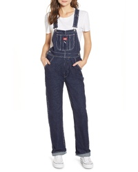 Dickies Relaxed Fit Denim Overalls