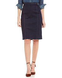 Polo Ralph Lauren Denim Pencil Skirt