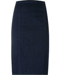 2c410b5a9b Women s Navy Denim Pencil Skirts by Polo Ralph Lauren