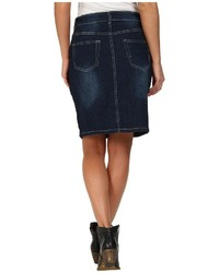 Scully The Classic Denim Skirt | Where to buy & how to wear
