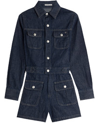 Ac For Ag Jeans Loretta Denim Playsuit