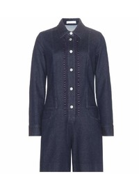 See by Chloe See By Chlo Denim Playsuit
