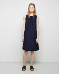 Blue Blue Japan Indigo Smock Dress