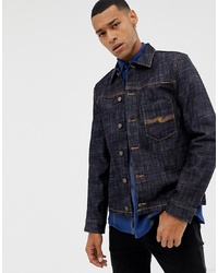Nudie Jeans Co Ronny Worker Denim Jacket