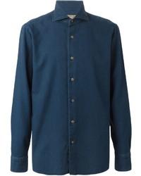 Barba Denim Shirt