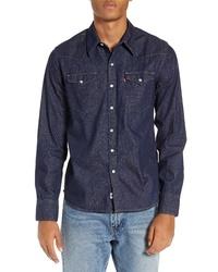 Levi's Barstow Denim Western Shirt