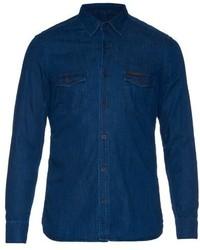 Burberry Brit Zach Denim Shirt