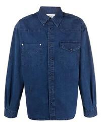 Kenzo Button Down Denim Shirt