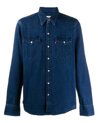 Levi's Buttoned Denim Shirt