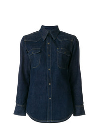 Calvin Klein 205W39nyc Classic Denim Shirt