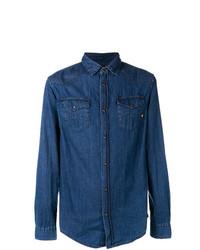 Emporio Armani Classic Denim Shirt