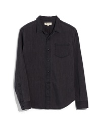 Madewell Cutler Wash Denim Shirt