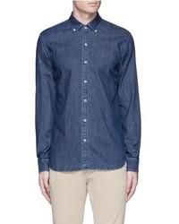 Denham Jeans Denham Rhys Denim Shirt