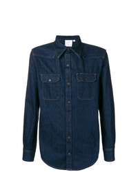 Calvin Klein Jeans Est. 1978 Denim Long Sleeve Shirt