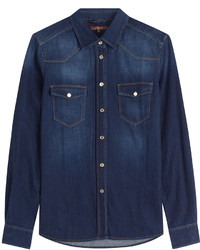 7 For All Mankind Denim Shirt