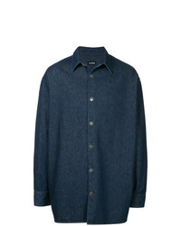 Raf Simons Denim Shirt
