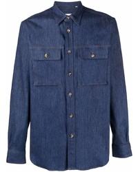 Paul Smith Denim Tailored Fit Shirt