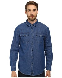 Deus Ex Machina Denim Flanno Shirt
