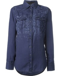 Diesel De Sovy E Denim Shirt