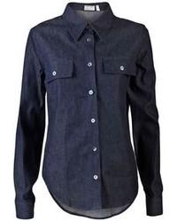 Helmut Lang Vintage Denim Shirt