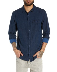 RVCA Honest Denim Sport Shirt