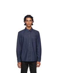 A.P.C. Indigo Denim Victor Shirt